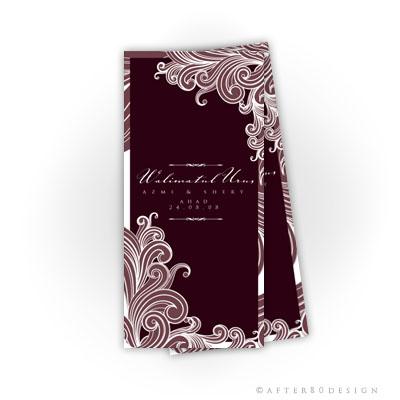 Kad Kahwin, Wedding Card, Kad Jemputan, Walimatul Urus, Banner ...
