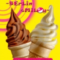Berlin Smiley Icecream (soft Icecream Ala2 Sundae Mcdonald)