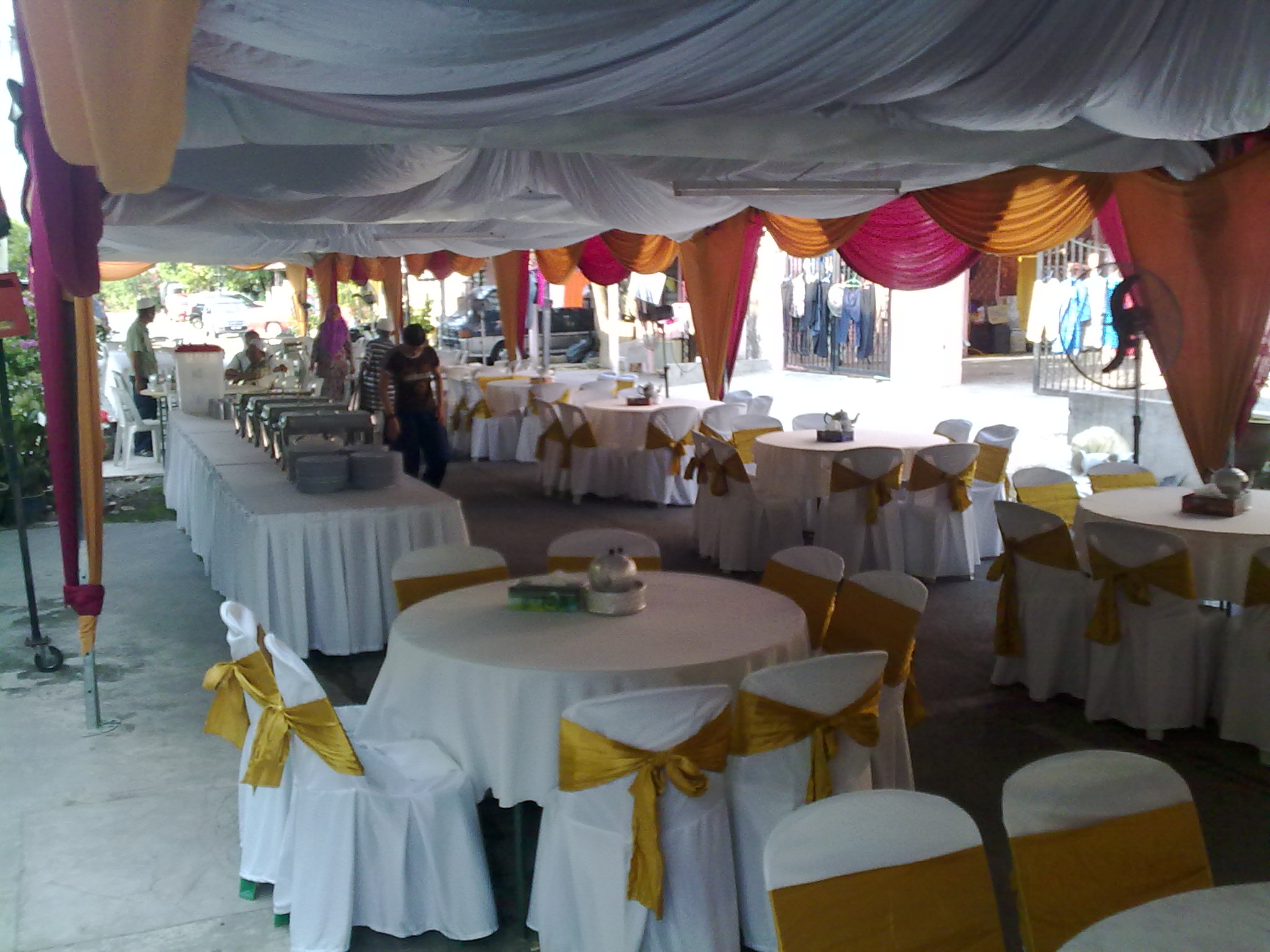 Izzwan Canopy Amp Catering Kanopi Dan Khemah Di Sentul