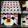 Lovey Dovey Cupcakes
