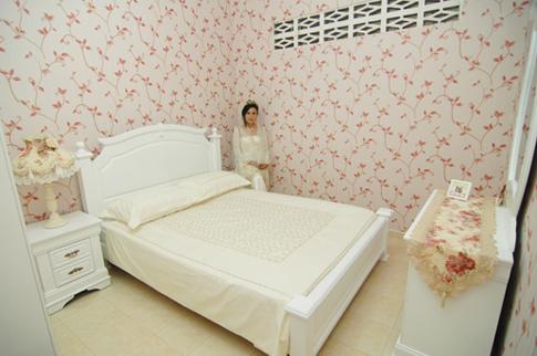 Wallpaper Bilik Tidur Pengantin Desainrumahid