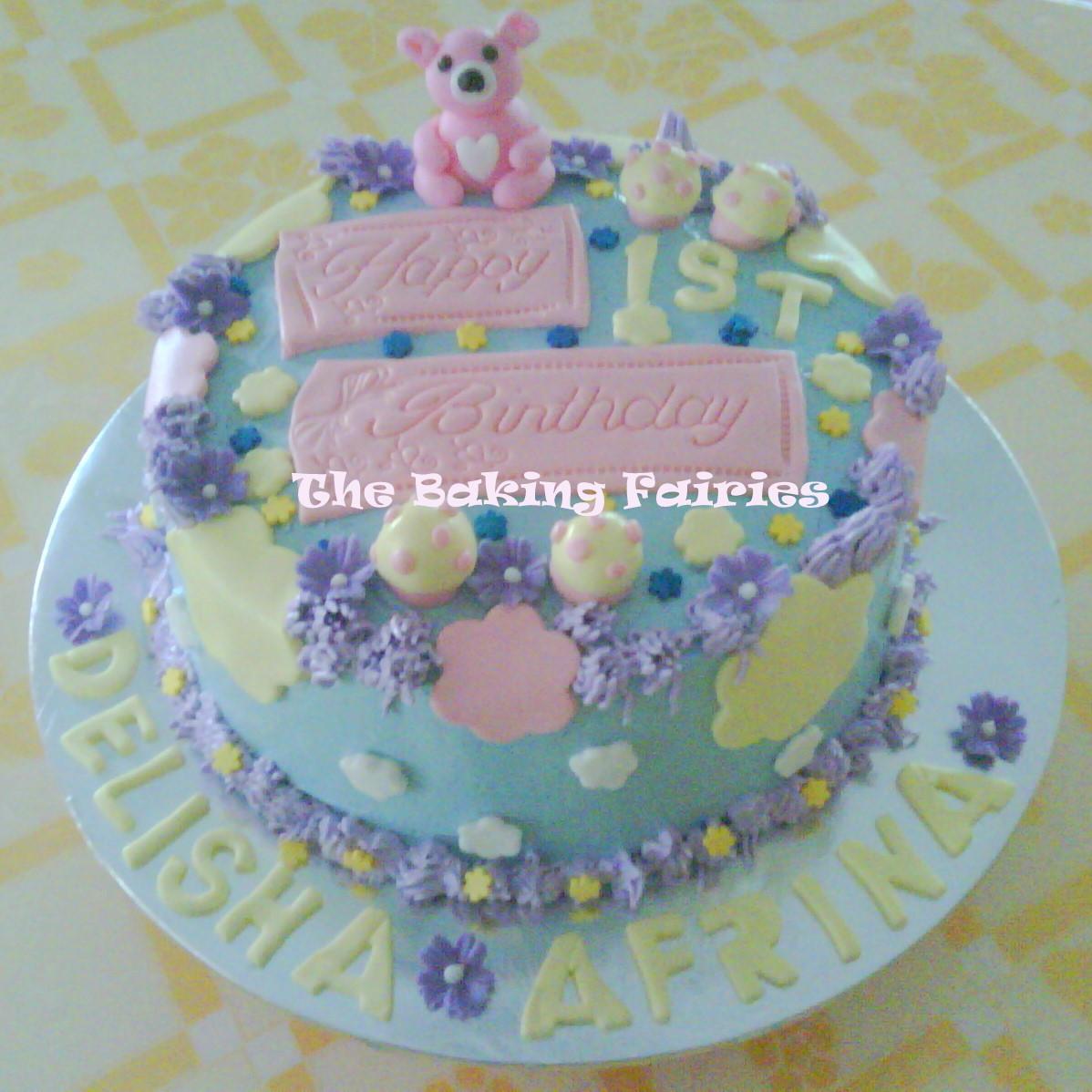 The Fairies Cake Dan Artinya : The Baking Fairies - Kek Dan Coklat di Ara Damansara, Selangor