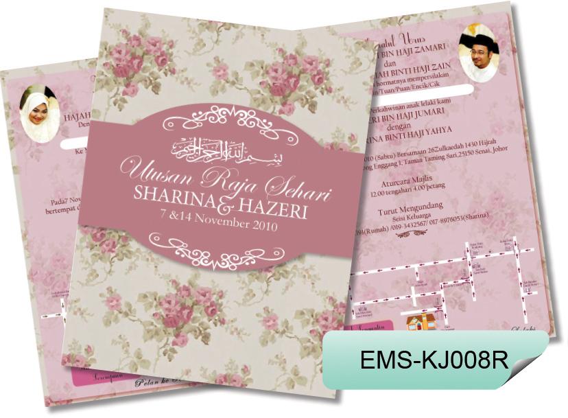 Eimo S Design Kad Kahwin Kad Kahwin Di Shah Alam Selangor