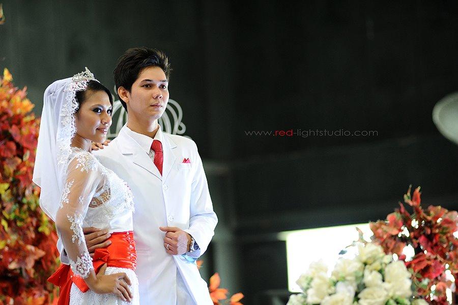 butik pengantin Perak di Kahwin Mall