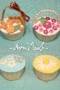 Norm Touch Cupcakes