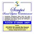 Sempoi Sound System Entertaintemt