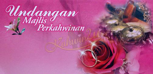 Kad Kahwin Sabah Kad Kahwin Di Kota Kinabalu Sabah