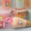 Gula Kapas Cotton Candy & Popcorn Honey