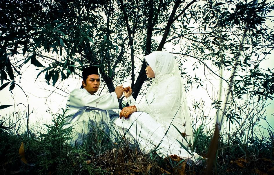 arab, butik pengantin sarawak, teks doa pengantin, catering pengantin