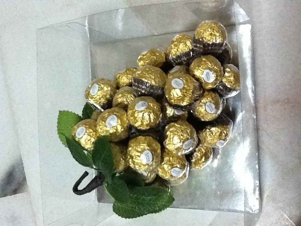 Gubahan Replika Coklat Kek Dan Coklat Di Ampang Selangor