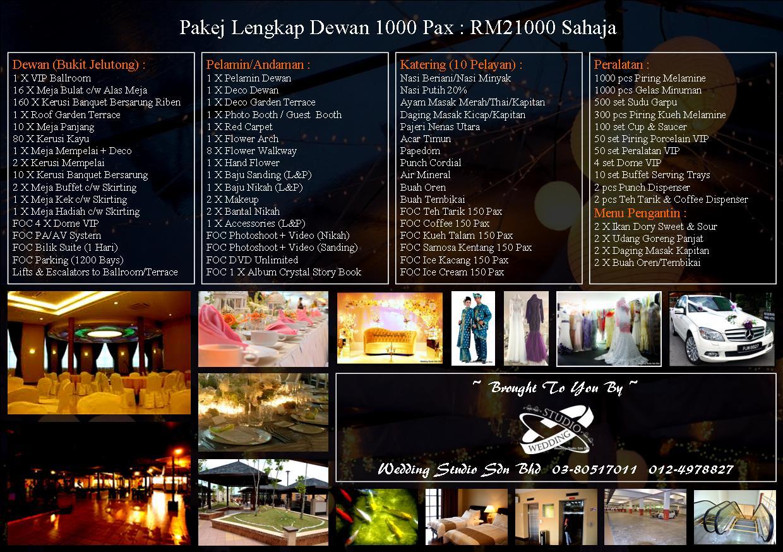 Dewan, Katering & Andaman - Dewan, Ballroom Dan Hotel di ...