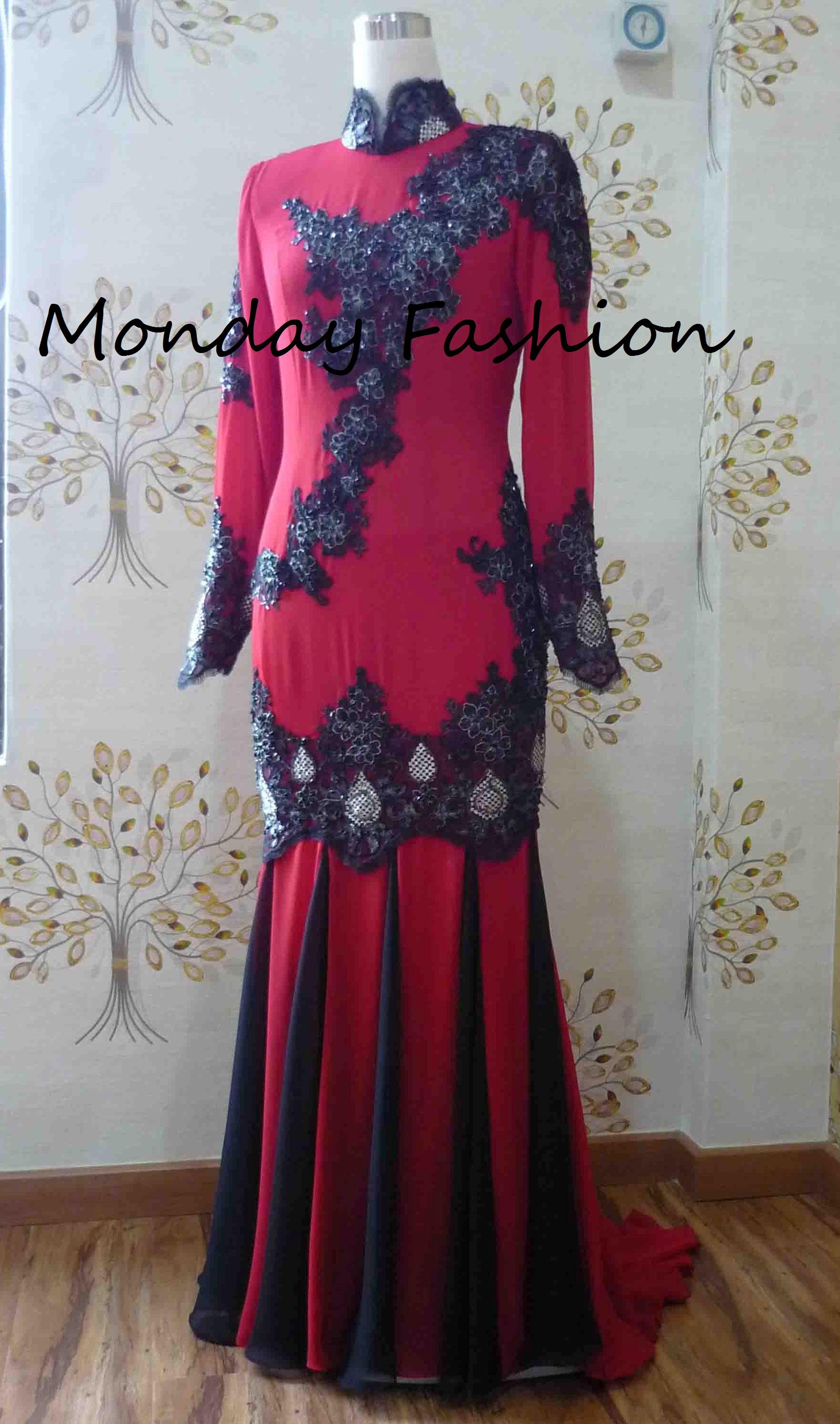Monday Fashion (tailoring/tukang Jahit) - Butik Pengantin di Ipoh