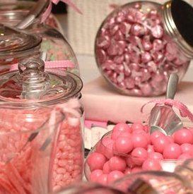Theqarma candy buffet kahwin mall wedding directory for Idea door gift perkahwinan