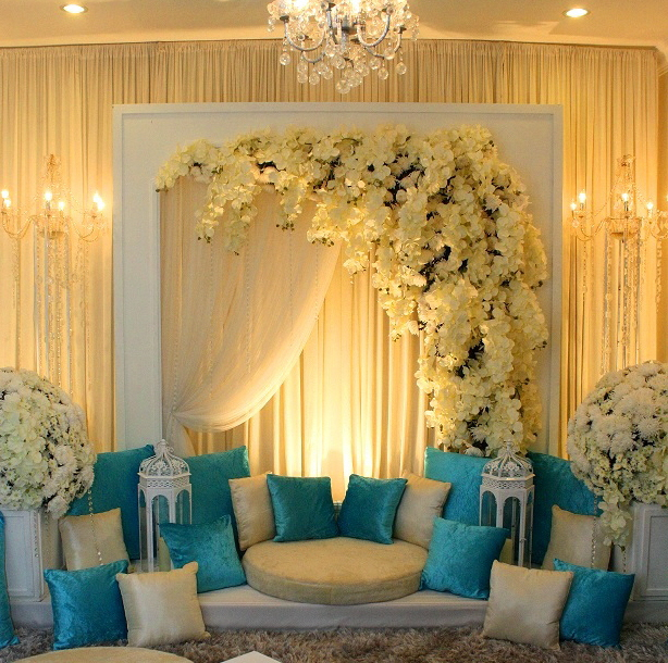 Zarra wedding couture butik pengantin di ulu klang for American wedding stage decoration
