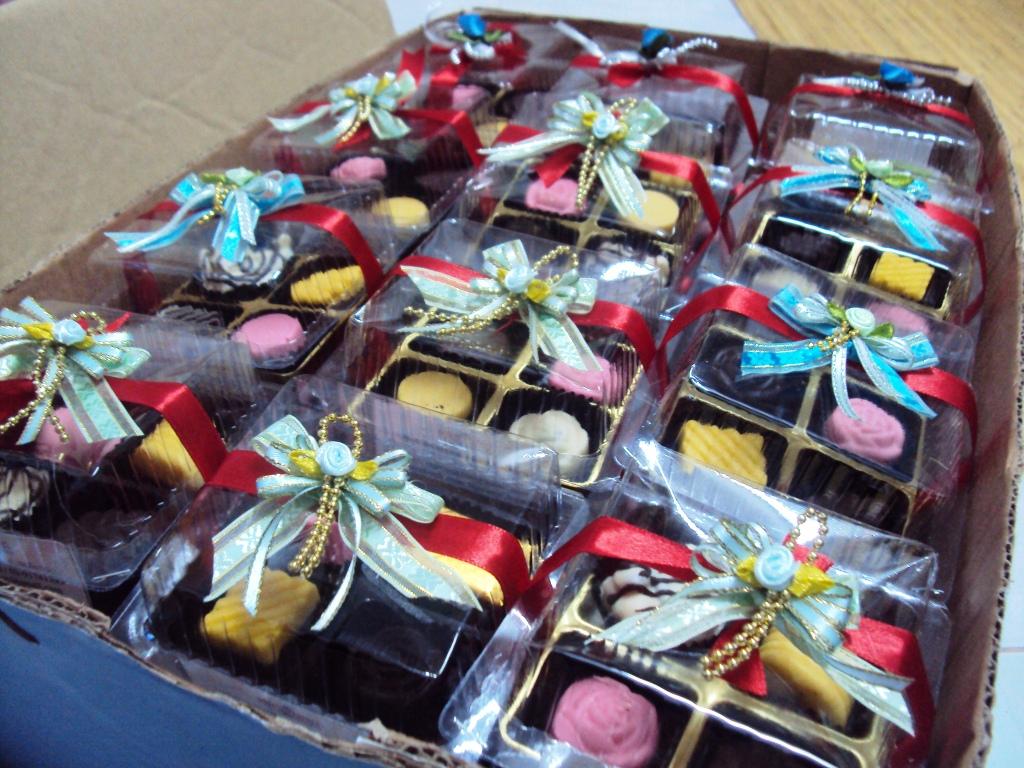 Wedding Door Gift Murah: Door Gift Murah