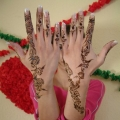 Paulinaa's Boutique Henna Bridal