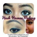 Hush Hasnaa Makeup