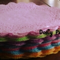 Doily Paper Colourful