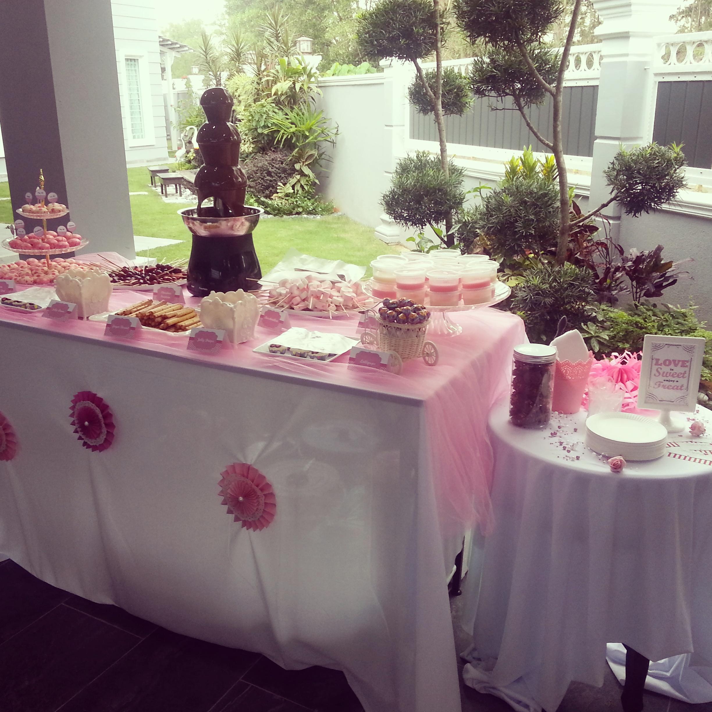 Candy buffet untuk pelbagai majlis bermula dr rm249 for Idea doorgift untuk aqiqah