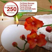 Spa & Therapy Centre, Bluewave Hotel, Shah Alam