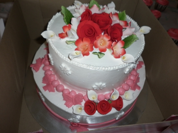 how to prepare a wedding cake in advance mybakerella bakery birthday amp wedding cakes and cookies 16100
