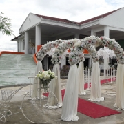Garden Wedding Place