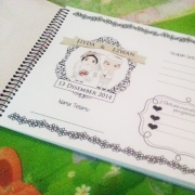 Guest Book & Wedding Photo Props